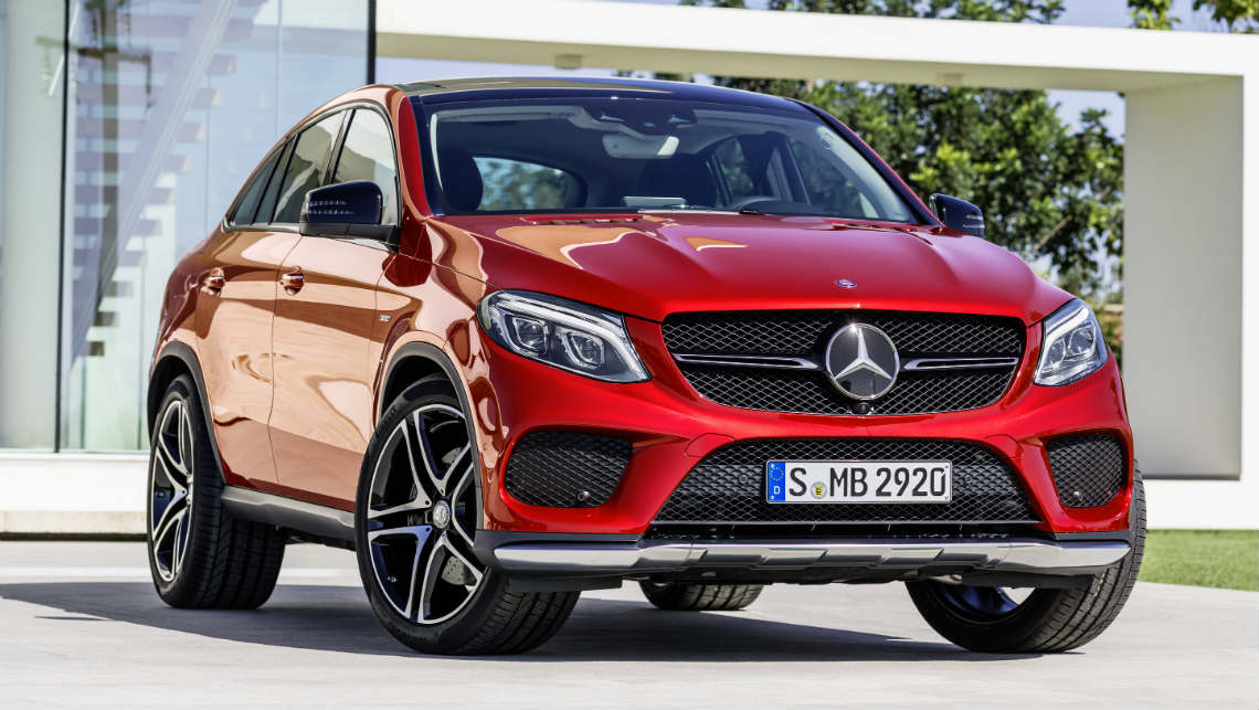2015 Mercedes Benz Gle Coupe Revealed Car News Carsguide