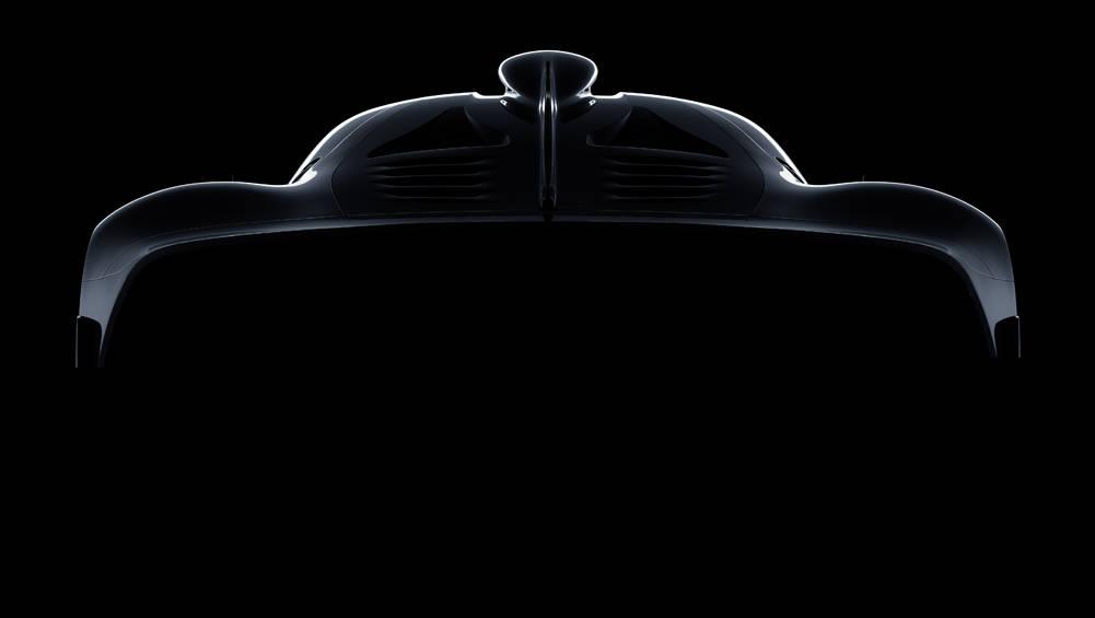 Mercedes-AMG Teases 745kW-plus Hypercar