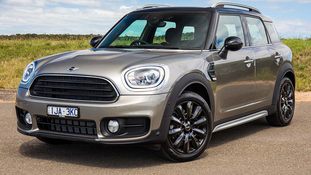Mini Countryman Cooper D 2017 Review Snapshot Carsguide
