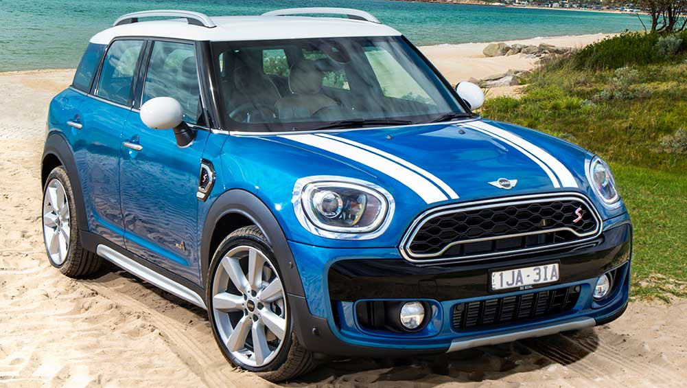Mini Countryman Cooper Sd All4 2017 Review Snapshot Carsguide