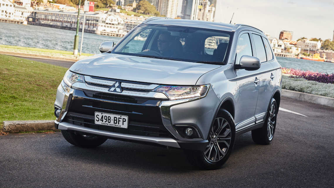 2015 Mitsubishi Outlander Review Road Test Carsguide