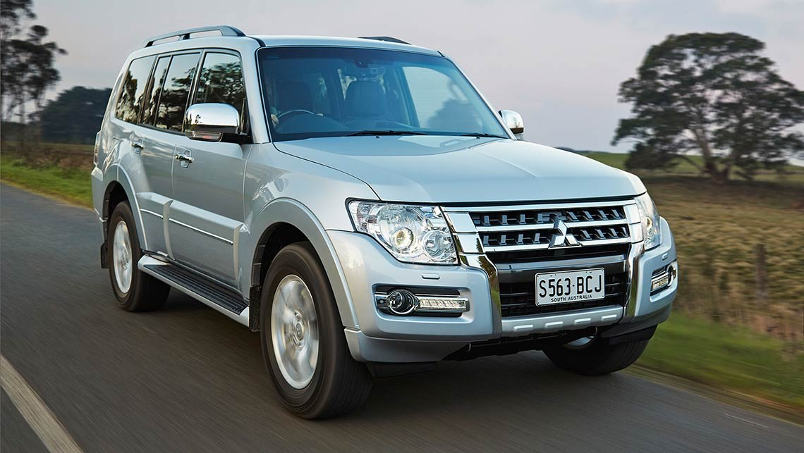 2015 mitsubishi pajero review first drive carsguide
