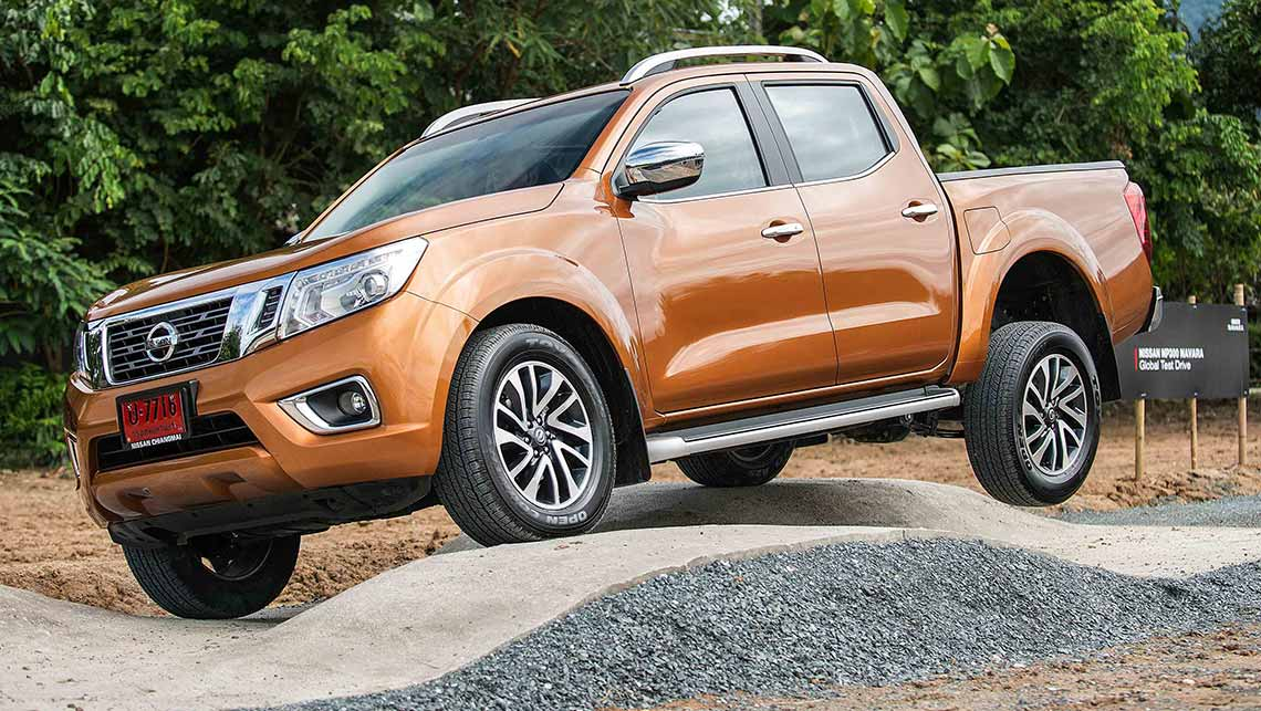 Frontier Speed Test >> Nissan Navara 2015 review: road test | CarsGuide
