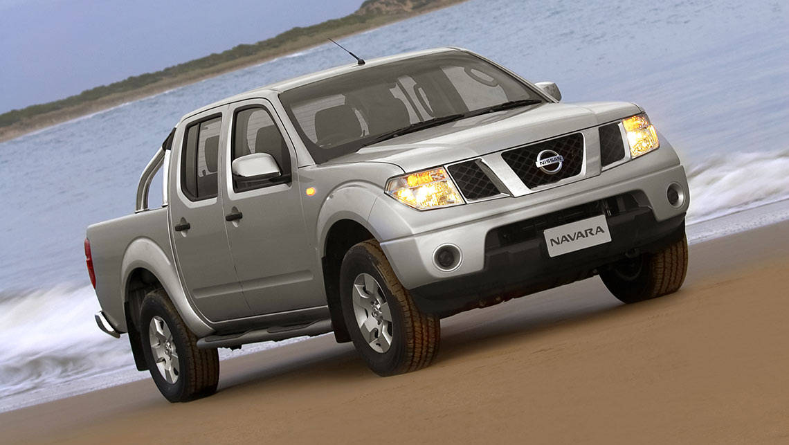 Great Used Nissan Navara Review: 2005 2010