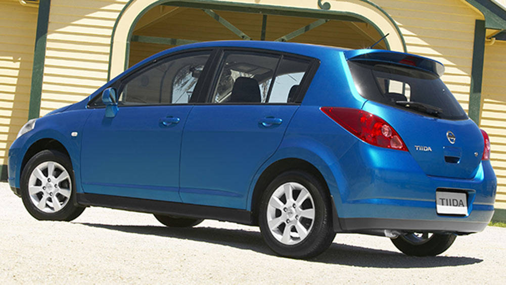 used nissan tiida review 2006 2013 carsguide. Black Bedroom Furniture Sets. Home Design Ideas