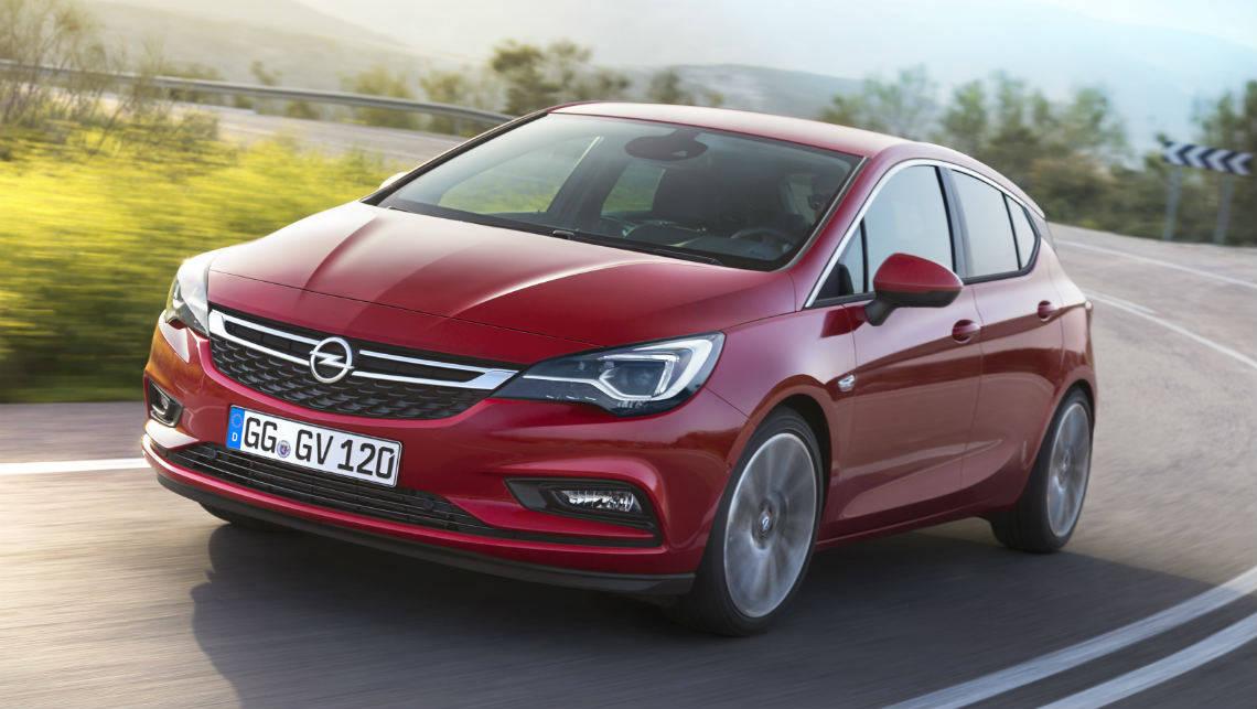 Opel cars 2016