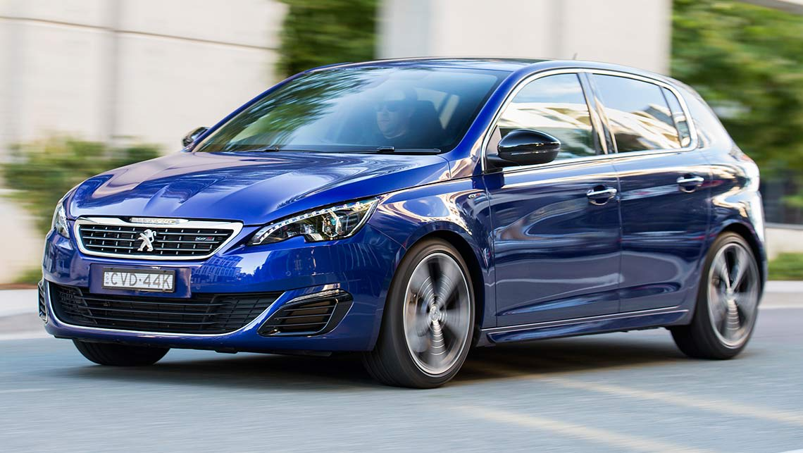Peugeot 308 Gt 2015 Review Carsguide