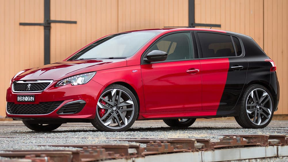 Peugeot 308 GTi 2016 review | CarsGuide