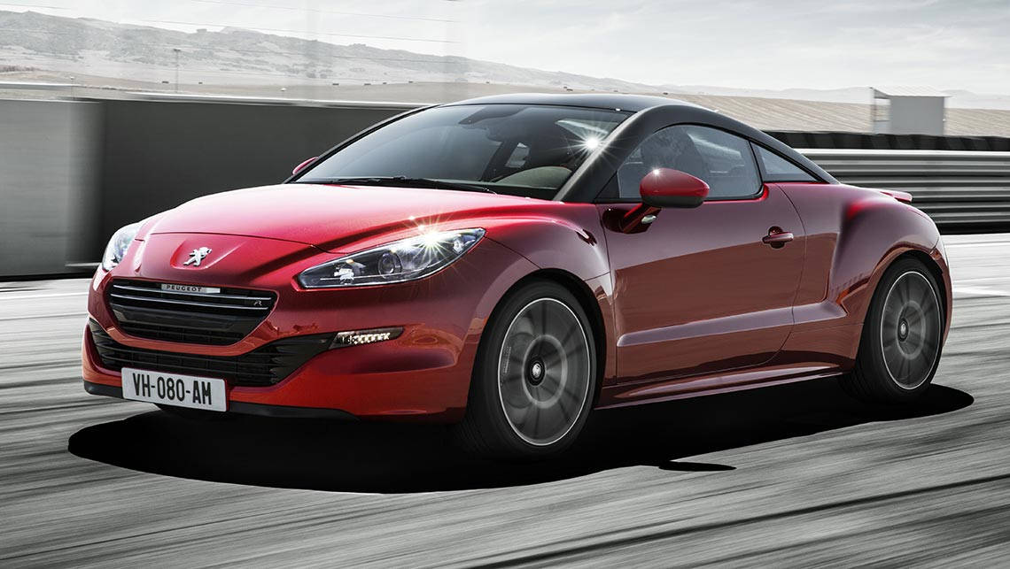 2014 peugeot rcz r review carsguide. Black Bedroom Furniture Sets. Home Design Ideas