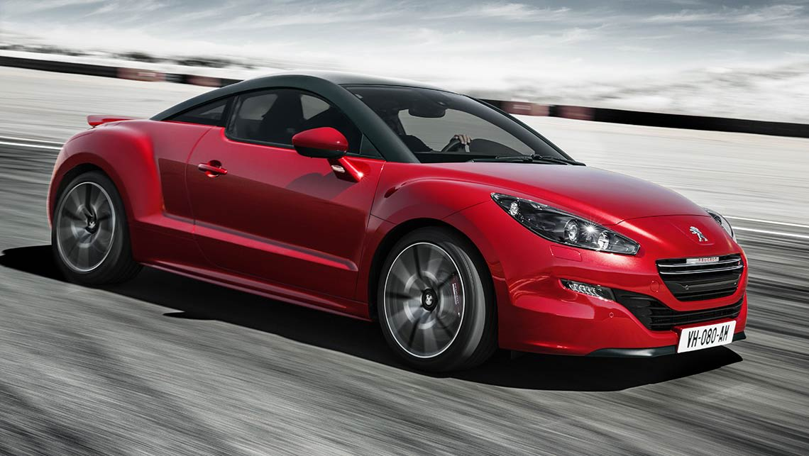 peugeot rcz r 2014 review road test carsguide. Black Bedroom Furniture Sets. Home Design Ideas