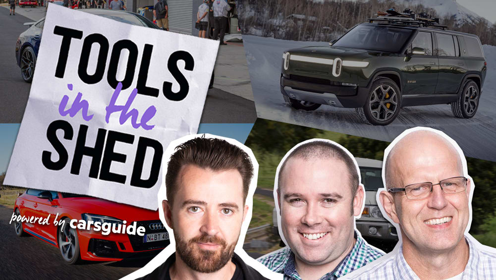 CarsGuide Podcast: Tools in the Shed ep. 72