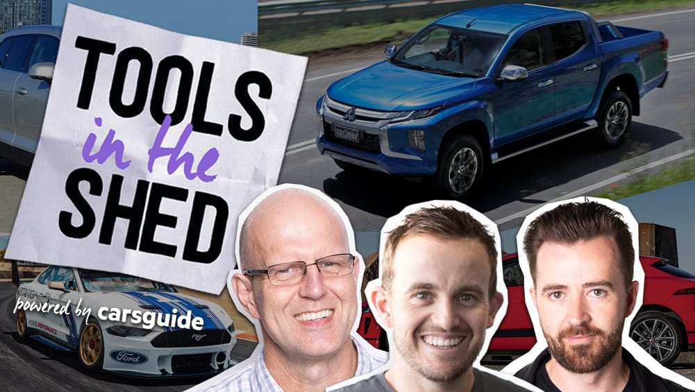 CarsGuide Podcast: Tools in the Shed ep. 71