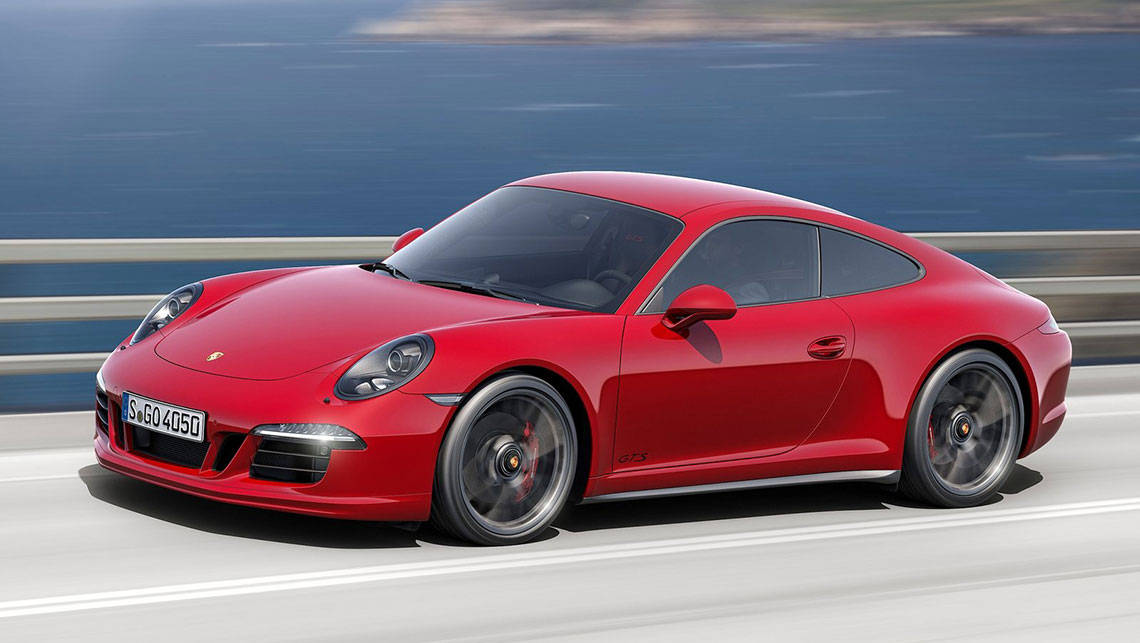 Porshe 911 Carrera Gts 2015 Review Carsguide