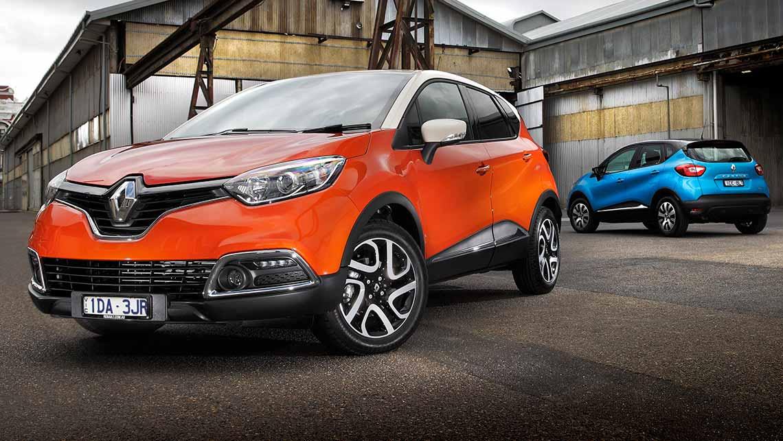 Renault captur review 2016