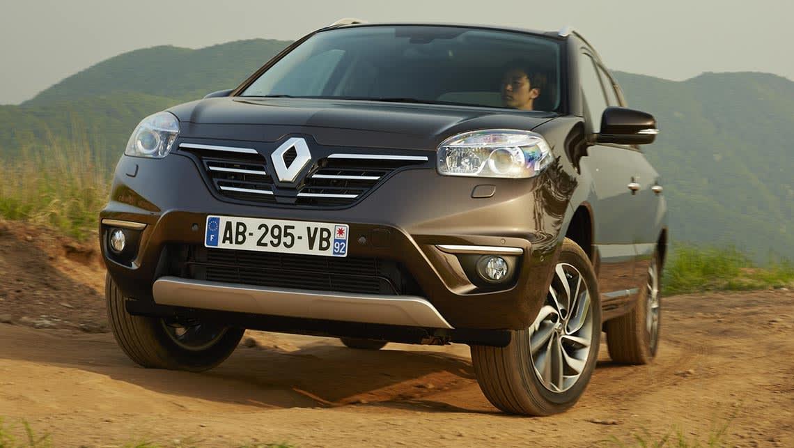 Renault Koleos 2014 Review Carsguide