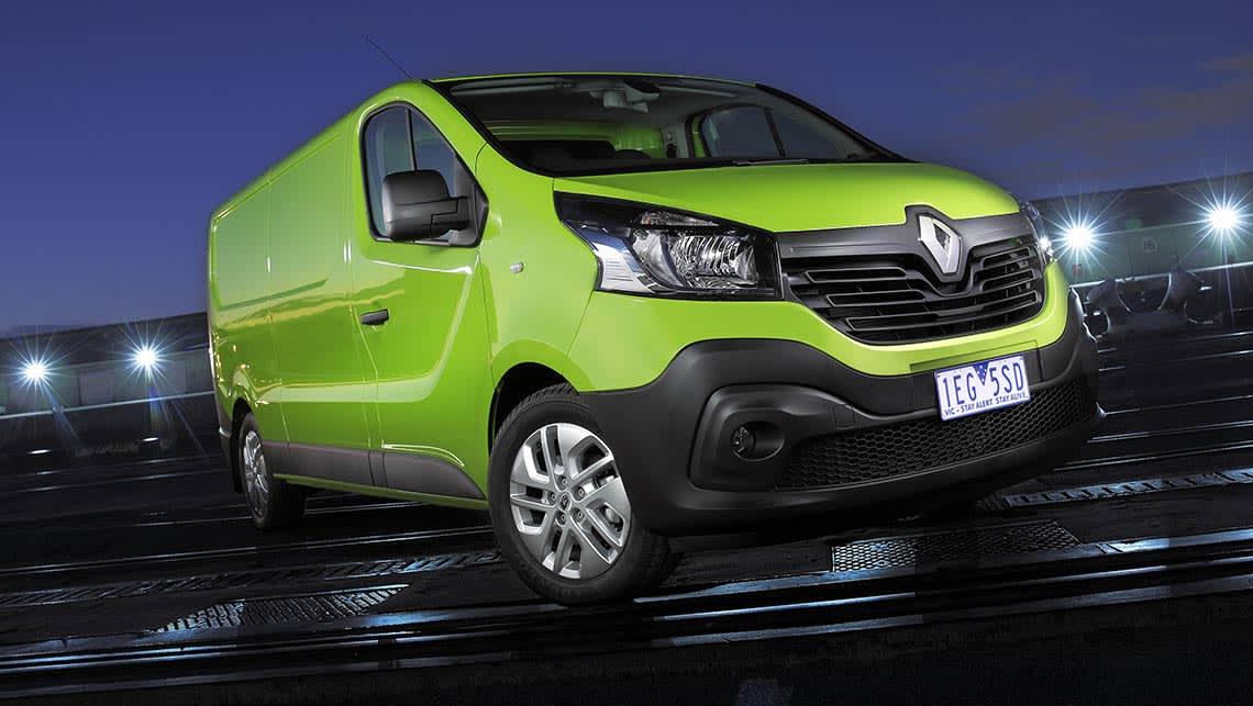 083f103aab 2015 Renault Trafic detailed - Car News