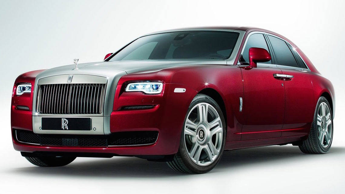 Rolls-Royce slashes Ghost price by $100,000 - Car News ...