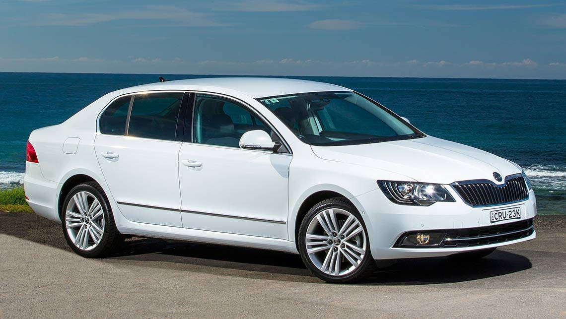 2014 Skoda Superb New Car Sales Price Car News Carsguide