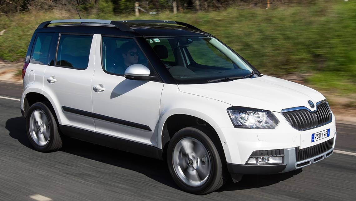 2014 skoda yeti 4x4 outdoor review carsguide. Black Bedroom Furniture Sets. Home Design Ideas