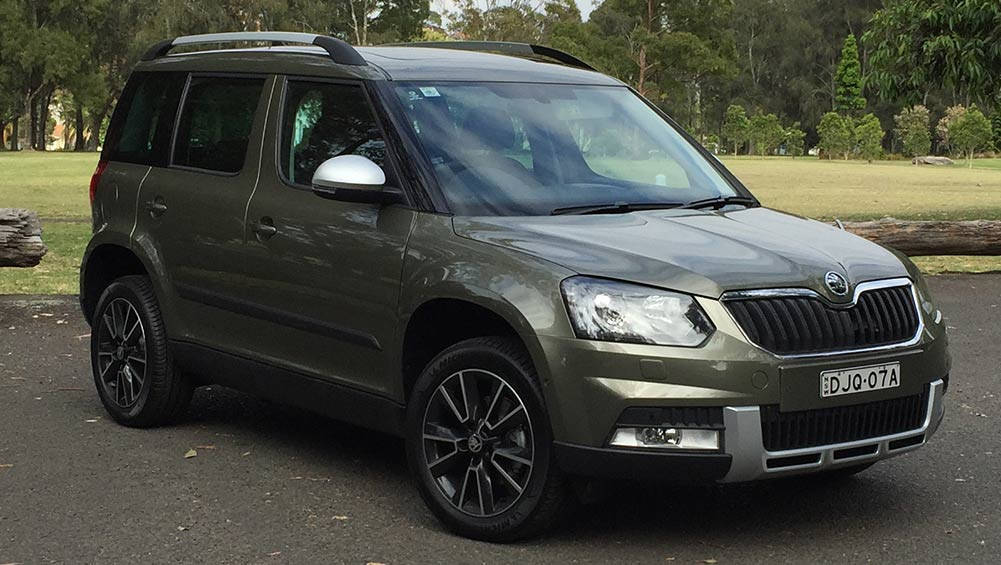 skoda yeti 4x4 outdoor 110tsi 2017 review carsguide. Black Bedroom Furniture Sets. Home Design Ideas