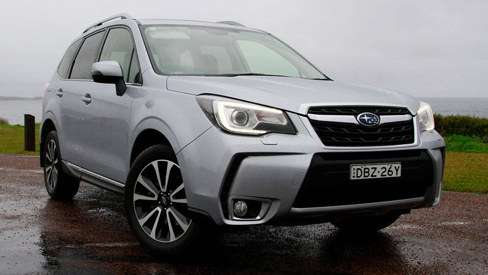 Subaru Forester 2.0XT 2017 Review: Snapshot