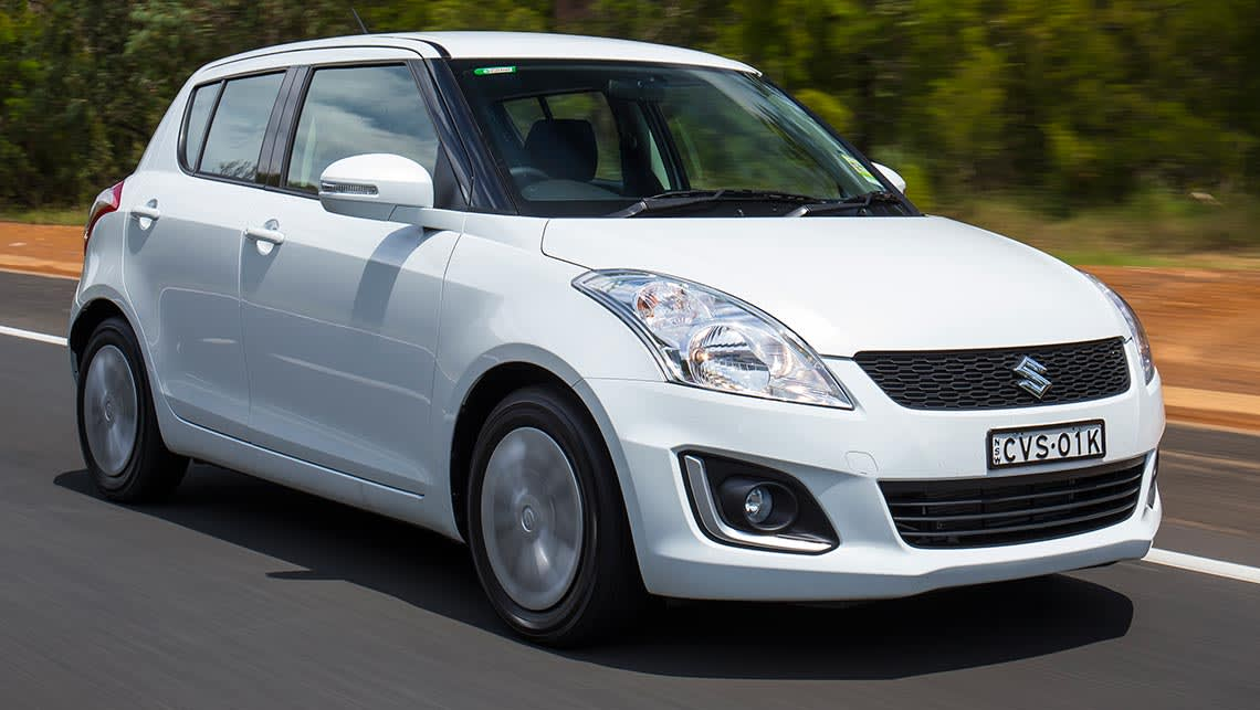 2015 Suzuki Swift Review Carsguide