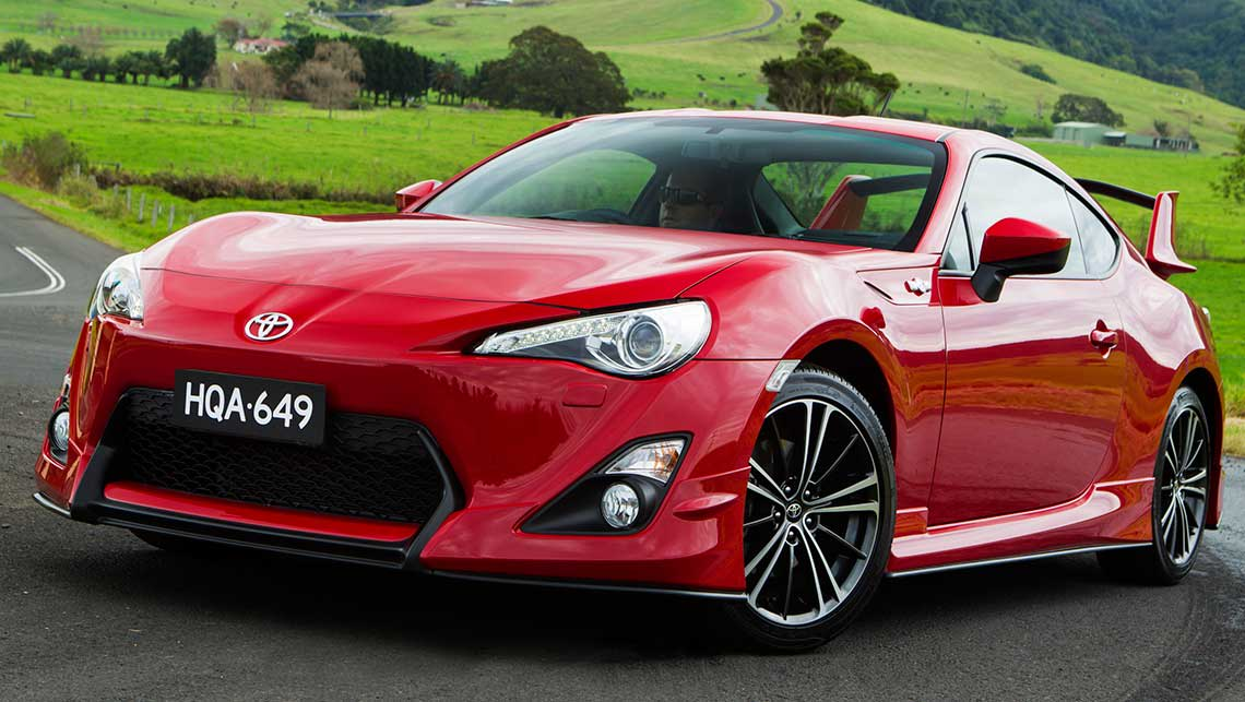 Toyota 86 2017 Review