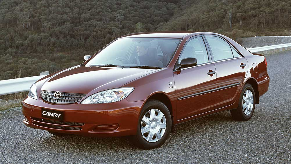 Used Toyota Camry And Aurion Review  1999