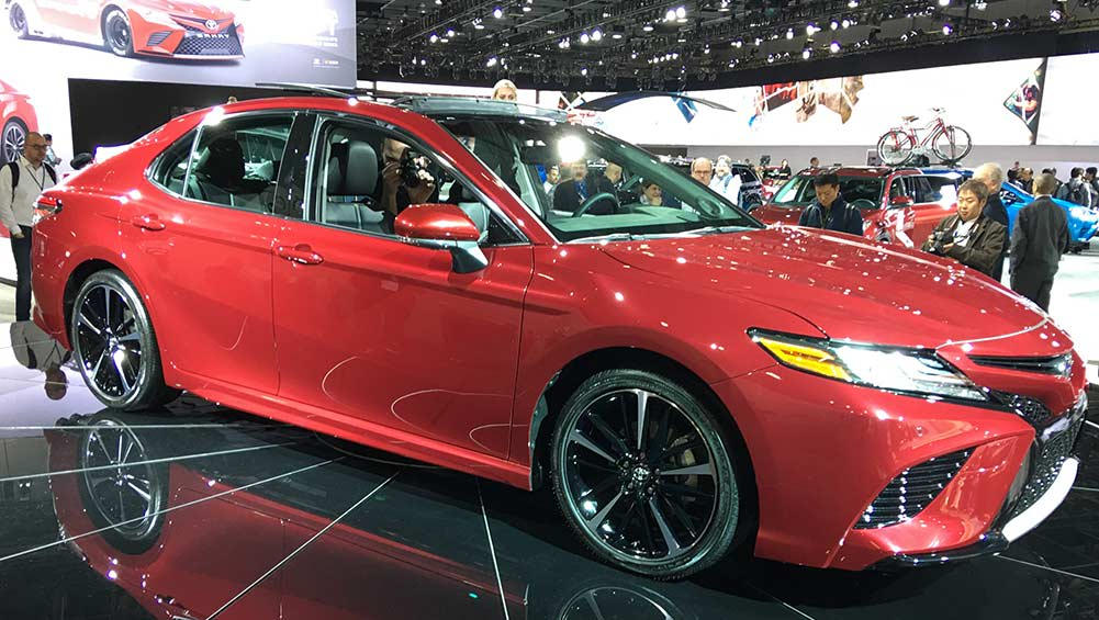 Toyota Camry V6 To Replace Aurion After Australian Manufacturing Ends