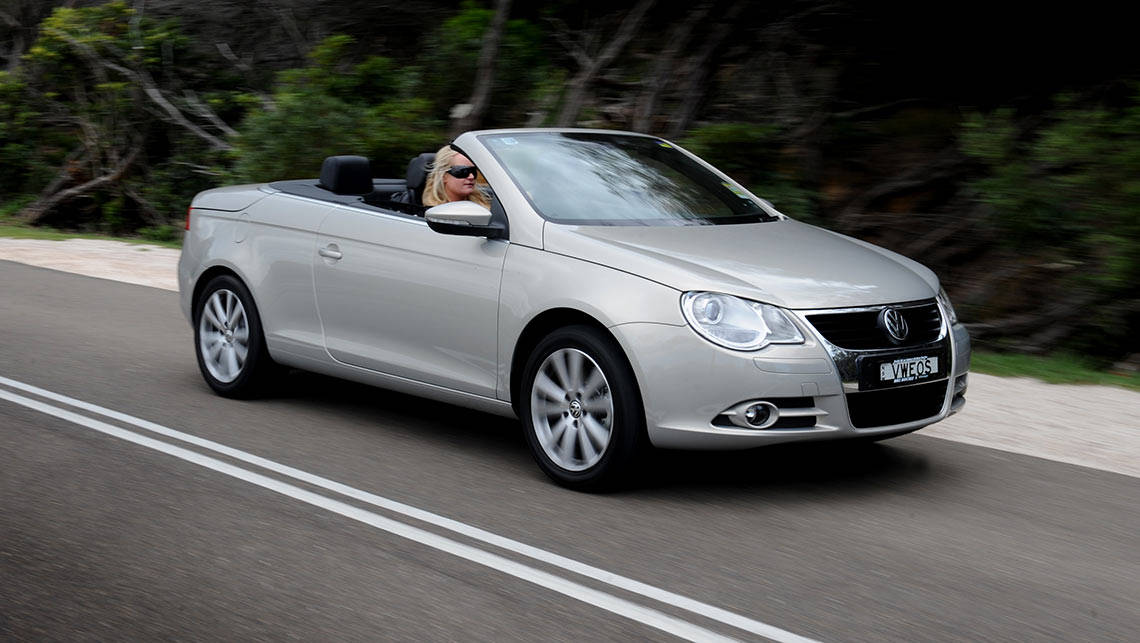 vw eos used review 20072012 carsguide
