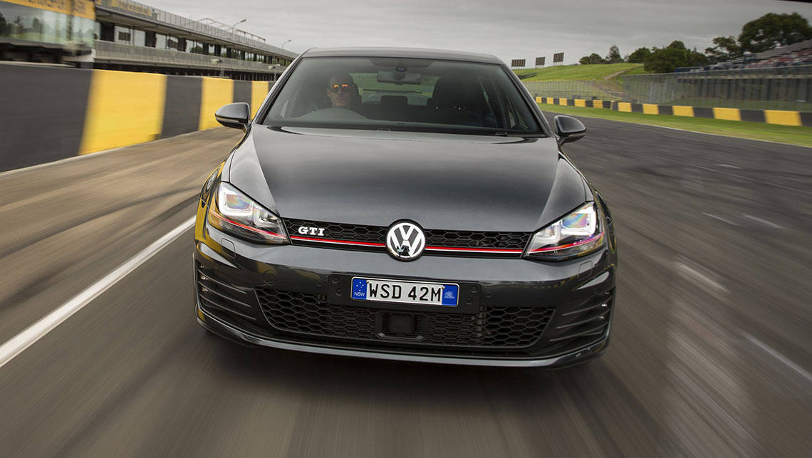 golf gti review carsguide