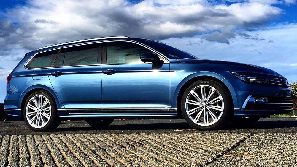 Volkswagen Passat 140tdi Highline Wagon 2016 Review Carsguide