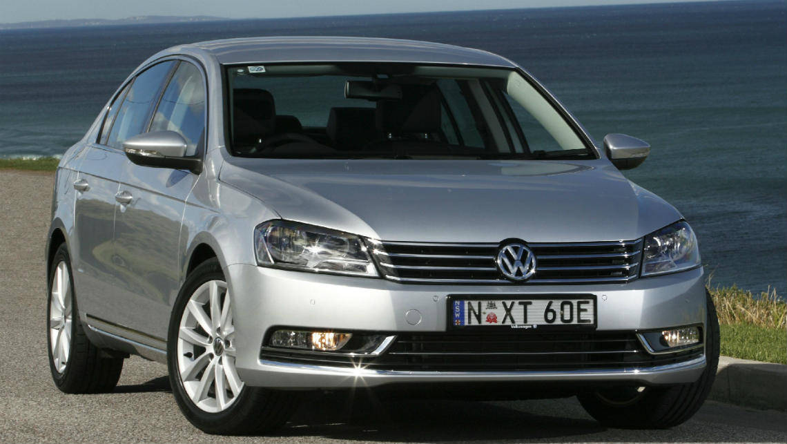 Used Volkswagen Passat Review 2006 2010 Carsguide