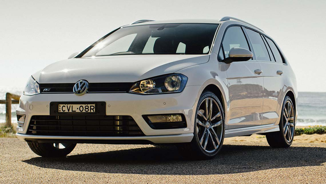 Volkswagen Golf R Line Wagon 2015 Review Carsguide