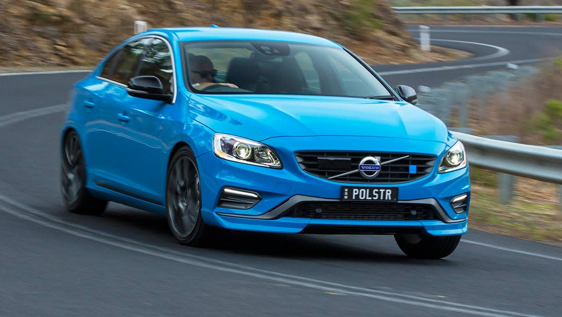 Volvo S60 2015 Review Carsguide