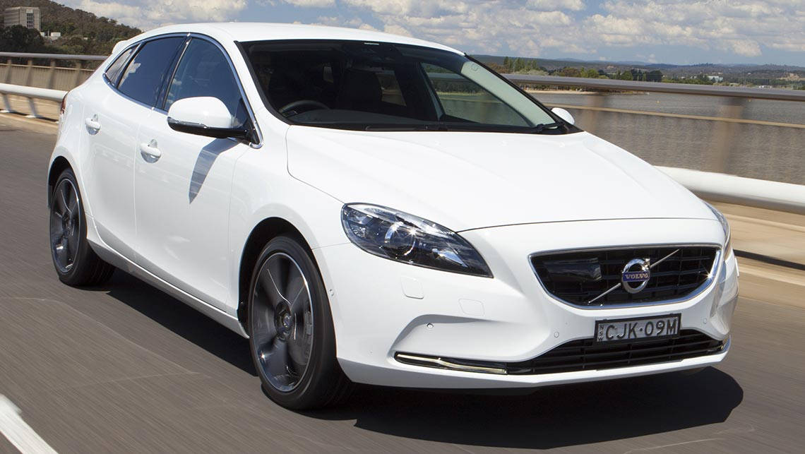 Volvo V40 2014 Review | CarsGuide