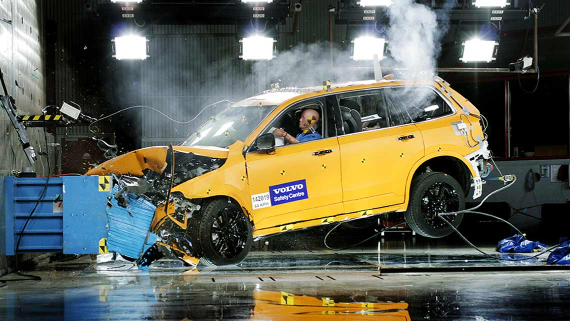 Volvo Backs Down On 2020 Fatality Free Pledge Car News Carsguide