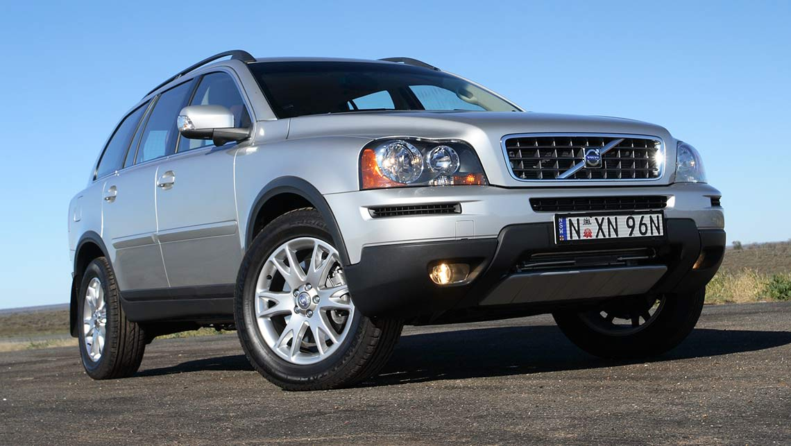used volvo xc90 review 2003 2012 carsguide. Black Bedroom Furniture Sets. Home Design Ideas