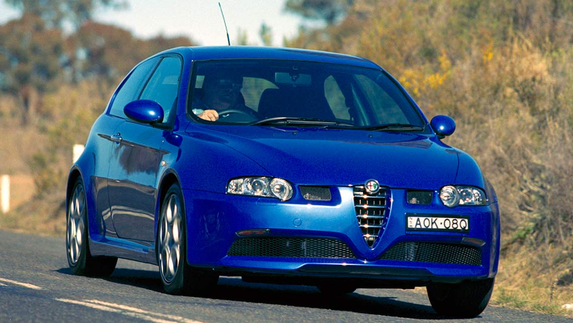 used alfa romeo 147 review 2001 2009 carsguide. Black Bedroom Furniture Sets. Home Design Ideas