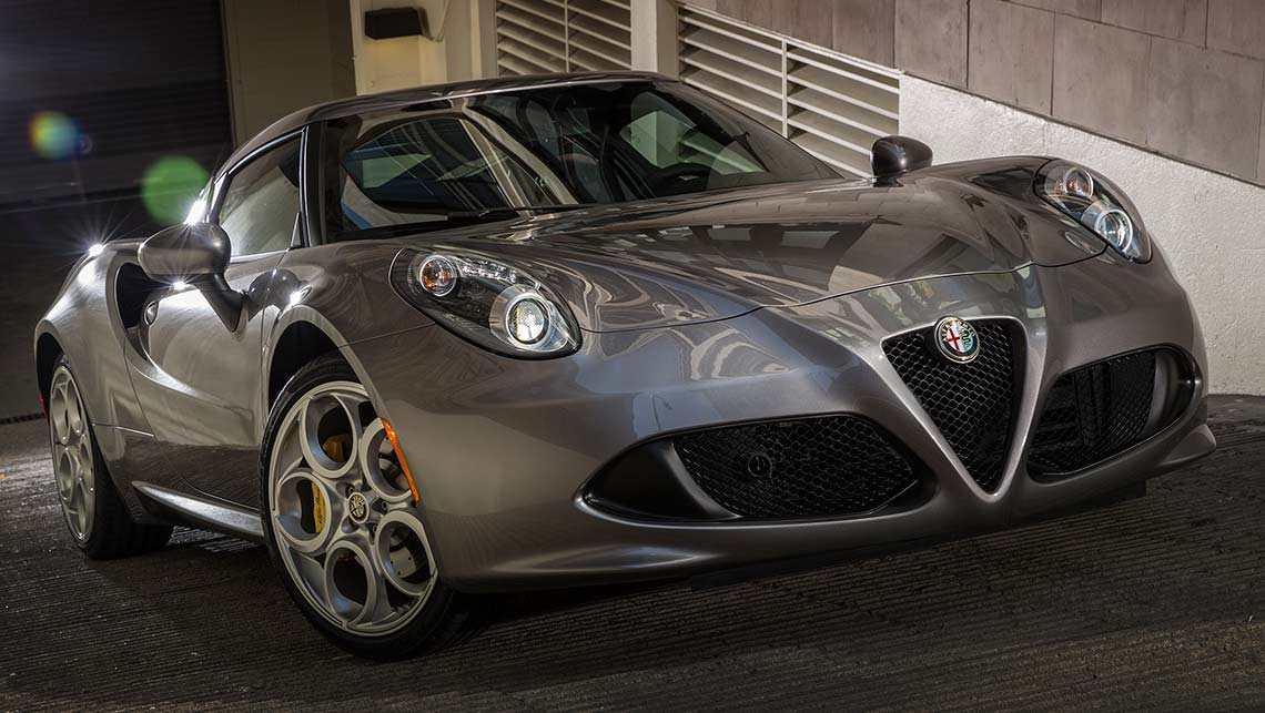 2015 alfa romeo 4c | new car sales price - car news | carsguide