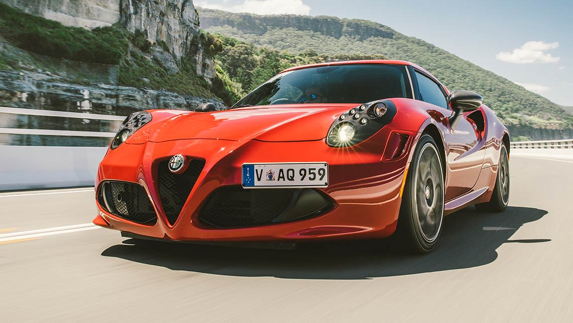 alfa romeo 4c launch edition 2015 review | carsguide