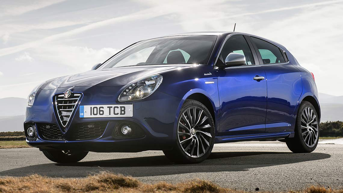 Alfa Romeo Giulietta New Car Sales Price Car News CarsGuide - Alfa romeo car for sale