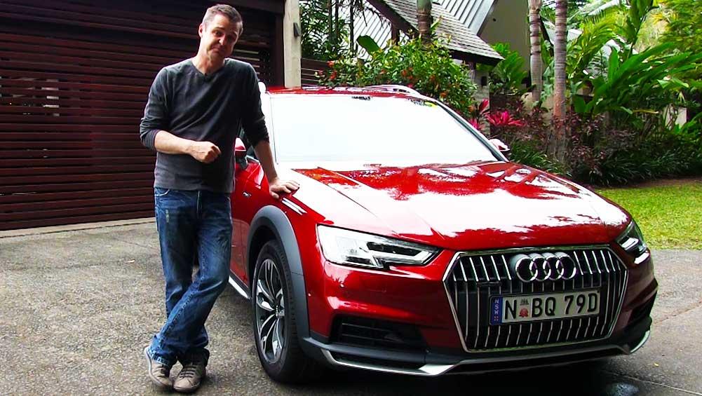 Audi A4 Allroad Quattro 2016 Review