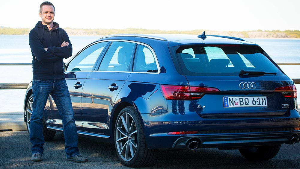 Audi A4 Avant 20 Tfsi Quattro 2016 Review Top 3 Features We Like