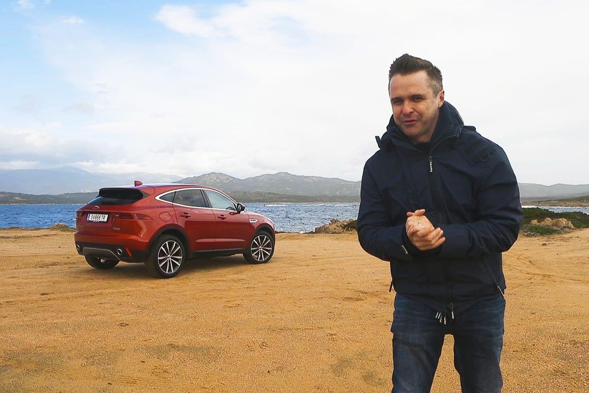 Jaguar E-Pace 2018 Review