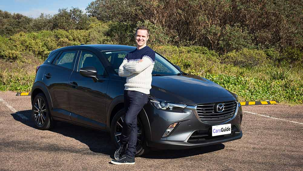 mazda cx-3 stouring fwd petrol auto 2016 review | carsguide