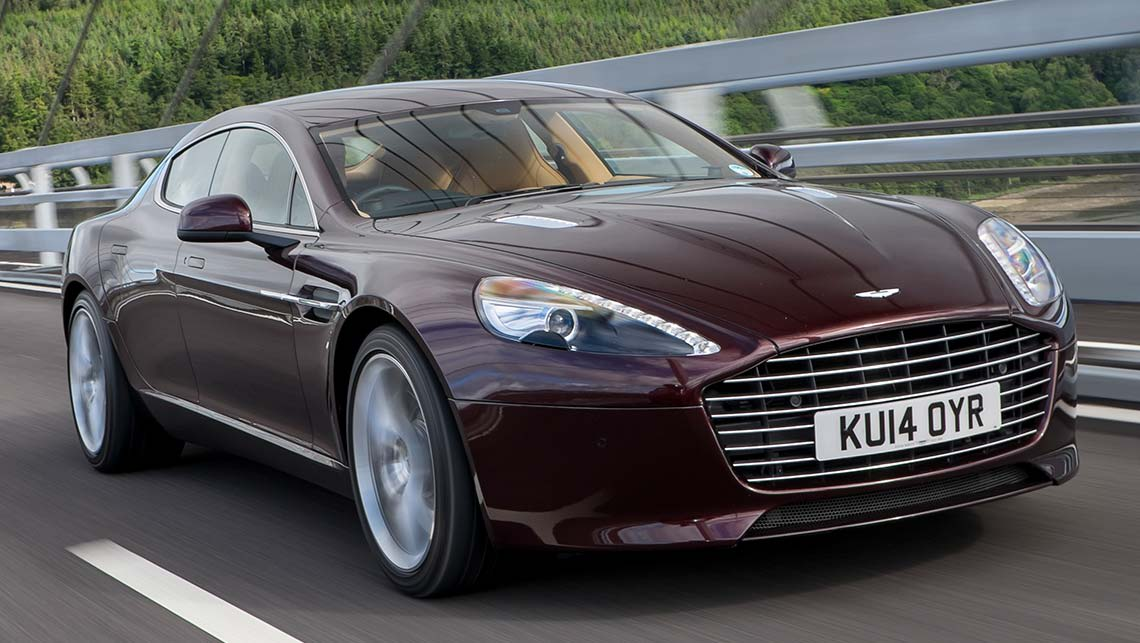 Aston Martin Rapide S 2014 Review