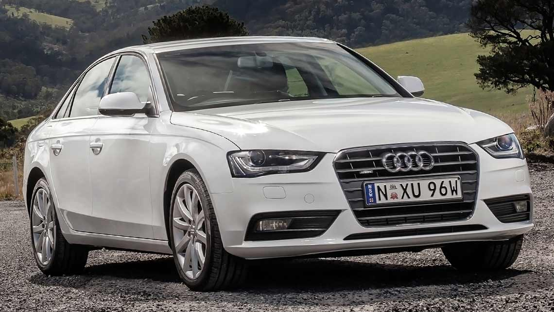 audi a4 2014 review | carsguide