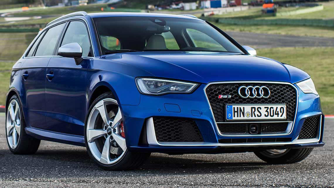 Audi RS Sportback Review CarsGuide - Audi r3