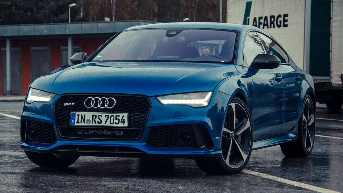 2019 Forbeslife Luxury Car Guide Game Changing Sports: Audi RS7 2015 Review